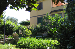 Bed and breakfast valle martella