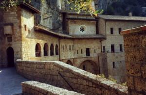 monasteri benedettini di subiaco